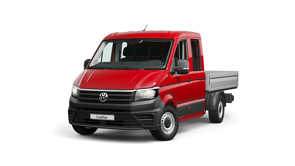 VW Crafter Pritsche Leasing