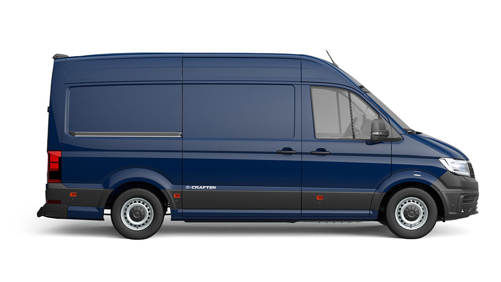 e-Crafter Leasing